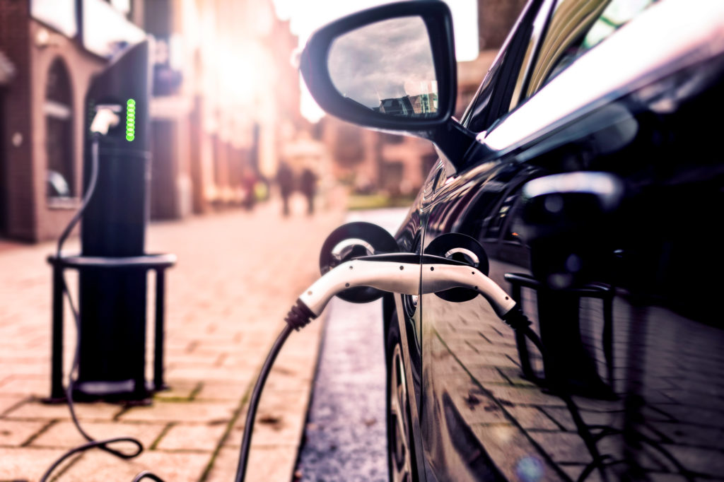 Automotive Electrification Is Here
