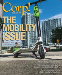 Corp! March/April 2019